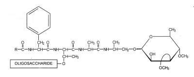 mycoside C
