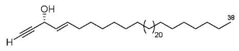 acetylenic alcohol