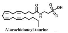 arachidonoyl ttaurine