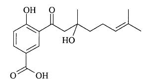crassinervic acid