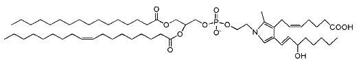 Isoketal phosphotidylethanolamine adduct
