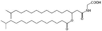 Glycine-containing lipid