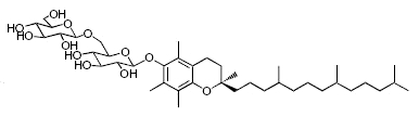 tocopheryl di-glycoside