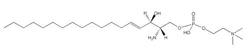 Sphingosylphosphorylcholine