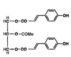 coumaroyl triglycerol