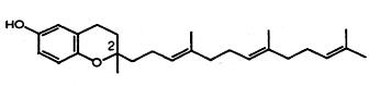 desmethyl-tocotrienol