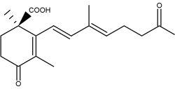 trisporic acid